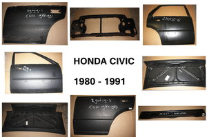 New old stock parts for Honda Civic