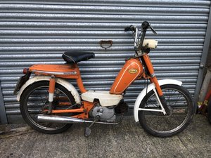 HONDA PC50 NOVIO MOPED 1977 ORIGINAL ACE RUNNER! £795 OFFERS For Sale