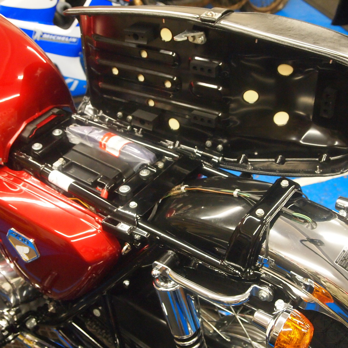 1970 Honda CB750 K0 Just Magnificent. RESERVED FOR ANTHONY SOLD (picture 4 of 6)