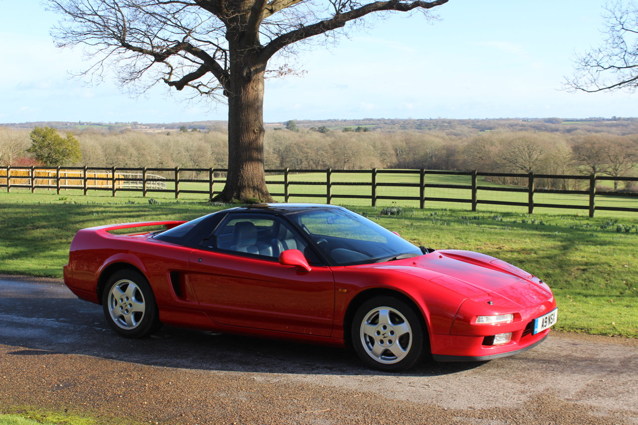 1991 Honda NSX Auto Coupe - UK supplied - Only 26,100 miles For Sale (picture 3 of 6)