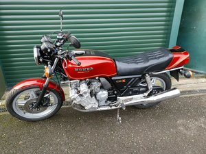 1979 Honda CBX1000 Reg CBX 6C For Sale