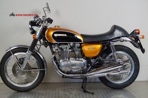 1975 Honda CB 500 Four, 494 cc, 48 hp For Sale