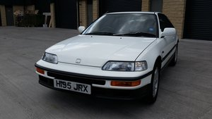 1990 Honda CRX 1.6i-VT Manual 2dr Coupe UK Vehicle