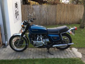 1975 Honda GL1000 Goldwing