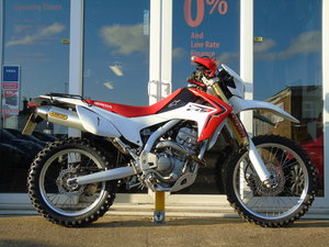 Honda CRF 250L 2013 Service History Only 13,000 Miles  For Sale