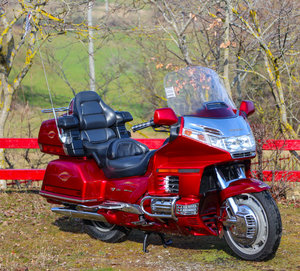 1998 Honda goldwing original from usa