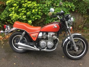 Lot 49 - A 1981 Honda CB650/4 CA - 09/2/2020 For Sale by Auction
