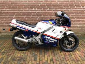 1986 Honda NSR 400 R  SOLD
