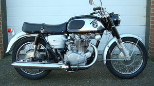 Picture of 1968 Honda CB 450 K0 BLACK BOMBER 1969-G *UN-RESTORED* SOLD