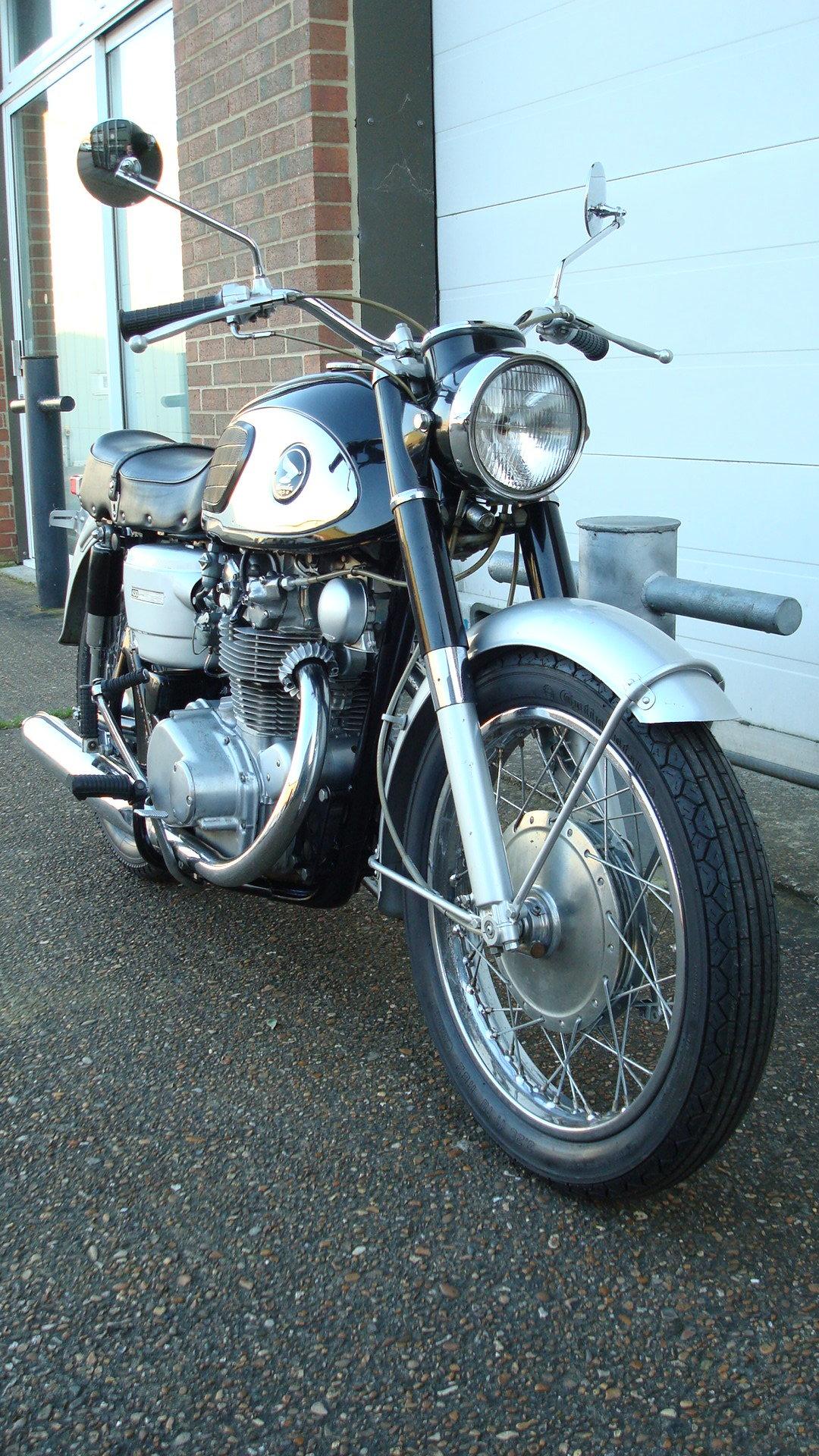1968 Honda CB 450 K0 BLACK BOMBER 1969-G *UN-RESTORED* For Sale (picture 2 of 6)