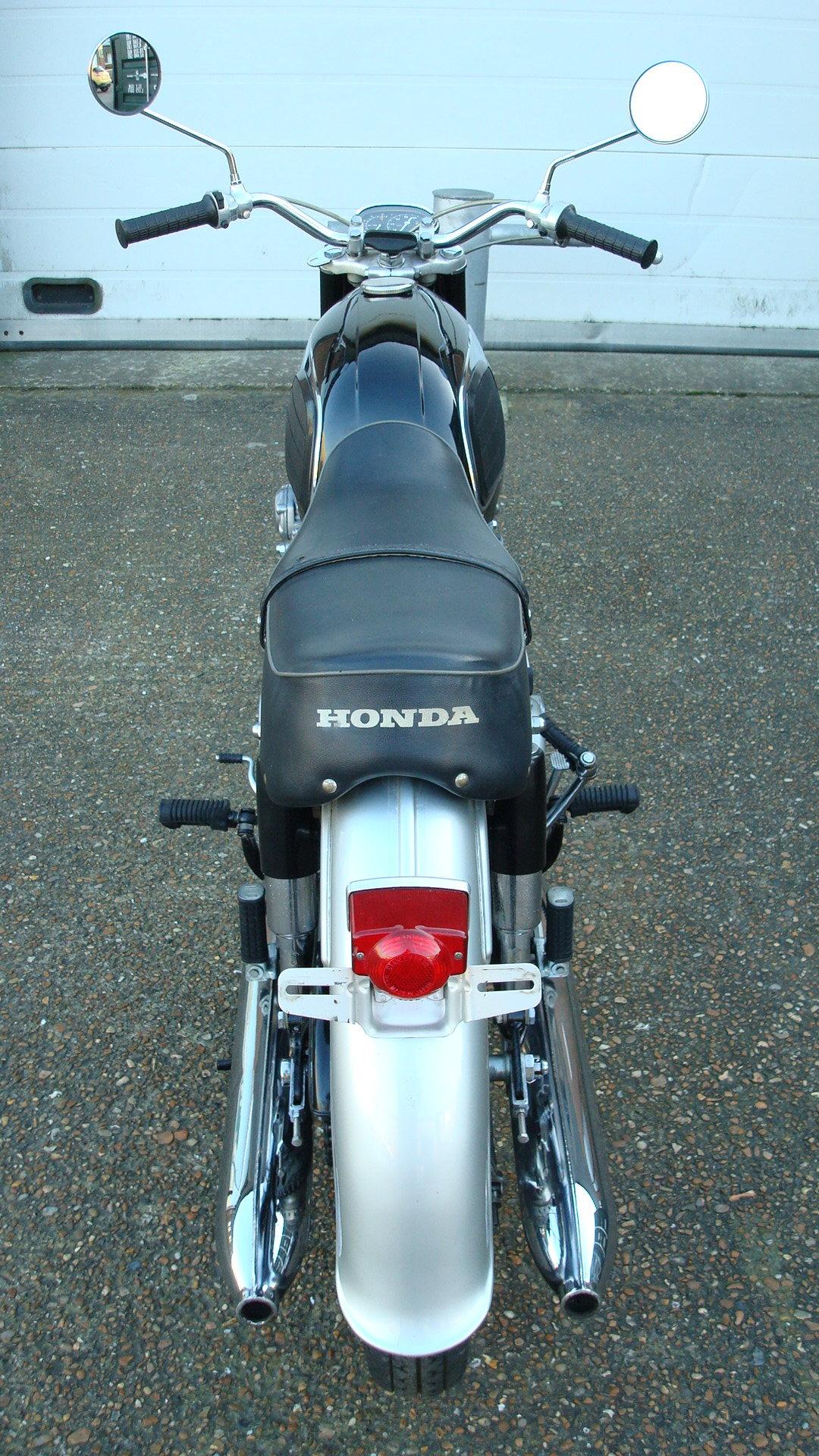 1968 Honda CB 450 K0 BLACK BOMBER 1969-G *UN-RESTORED* For Sale (picture 4 of 6)