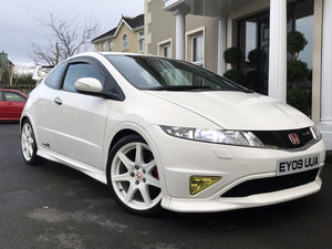 2009 Honda Civic Championship White Ltd Edt 183 of 600