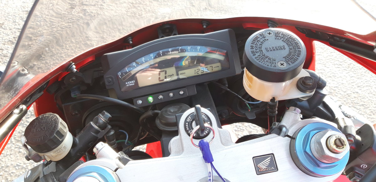 2000 Honda RC51 VTR 1000 SP1 For Sale (picture 4 of 5)