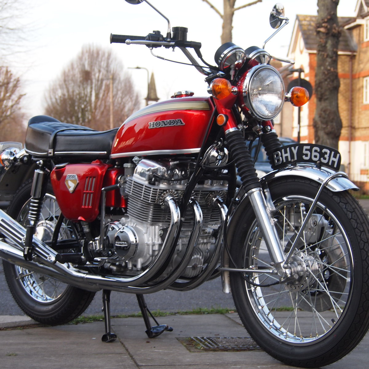 1970 Honda CB750 K0 Just Magnificent. RESERVED FOR ANTHONY SOLD (picture 5 of 6)