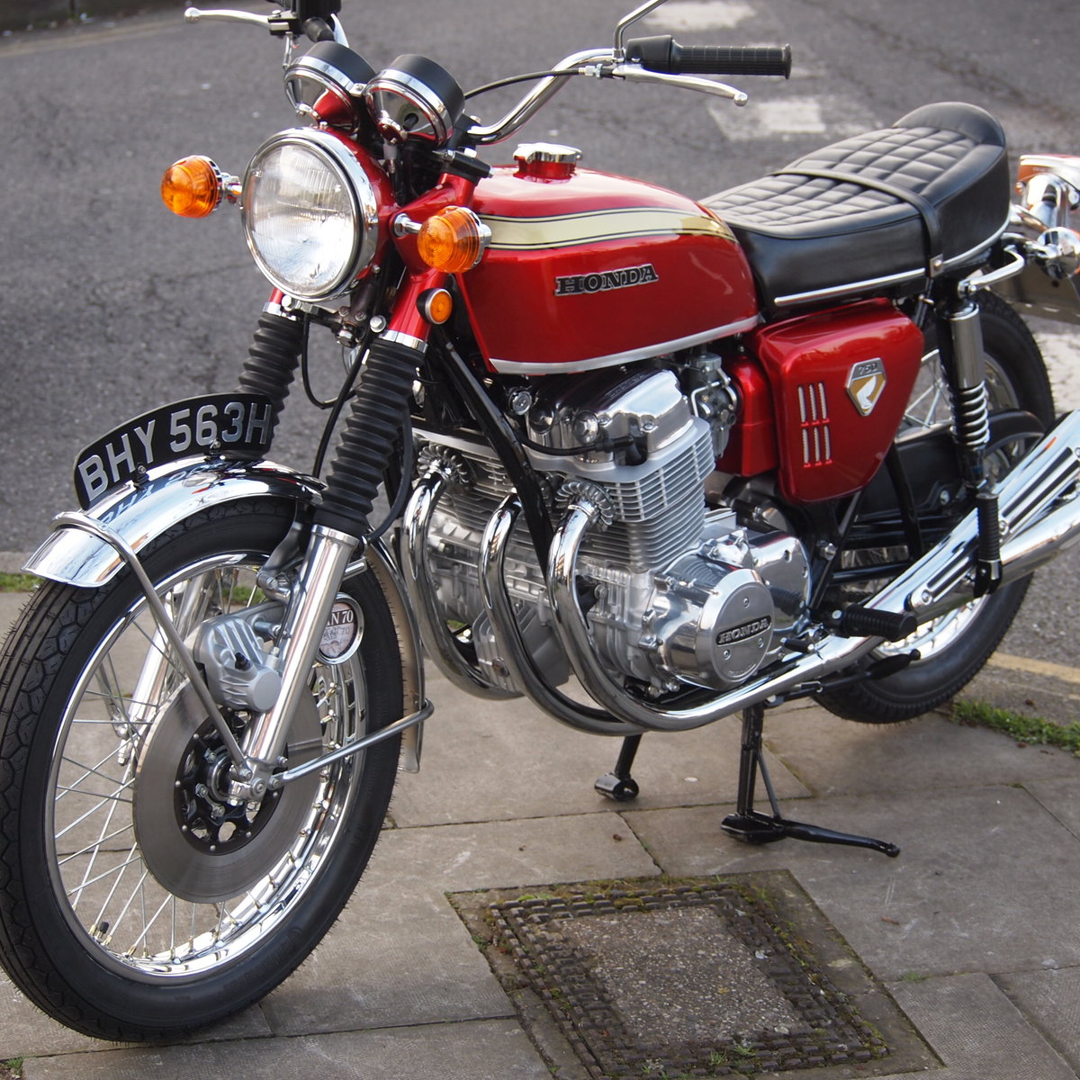 1970 Honda CB750 K0 Just Magnificent. RESERVED FOR ANTHONY SOLD (picture 6 of 6)