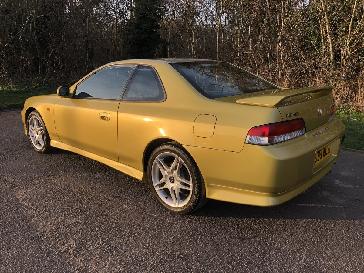 2000 Honda Prelude 2.2i VTEC 4WS Motegi H22A8 Red Top For Sale (picture 2 of 6)