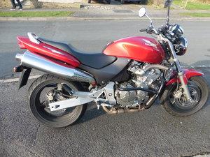 1999 600cc Honda