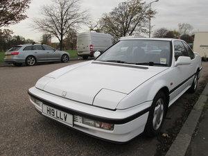 1990 Honda Prelude 2.0i 16v 4ws