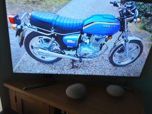 1981 Concourse original Honda cb400a only 700 mile