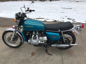 1975 Honda GL1000 5k original miles, amazing condition For Sale