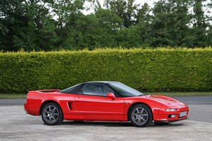 1993 Honda NSX - Manual and UK reg-d since 2003 For Sale by Auction