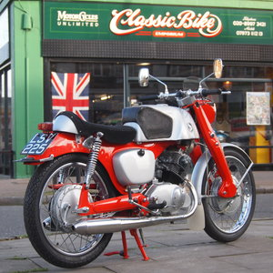 1961 Probably The Best And Most Loved Honda CB92