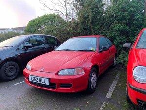 1994 Honda civic AUTO petrol 1.5 For Sale