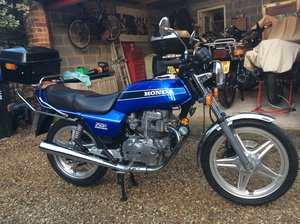 1981 Honda CB250 Superdream low mileage original  For Sale