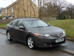 2009 Honda Accord 2.2 i DTEC ES GT 6SPD FSH NEW SHAPE SOLD