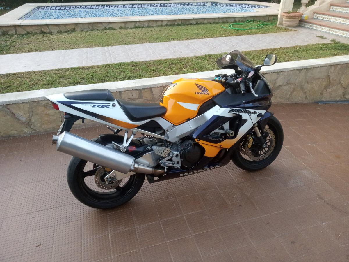 2000 Honda CBR900RR(929)  For Sale (picture 1 of 6)