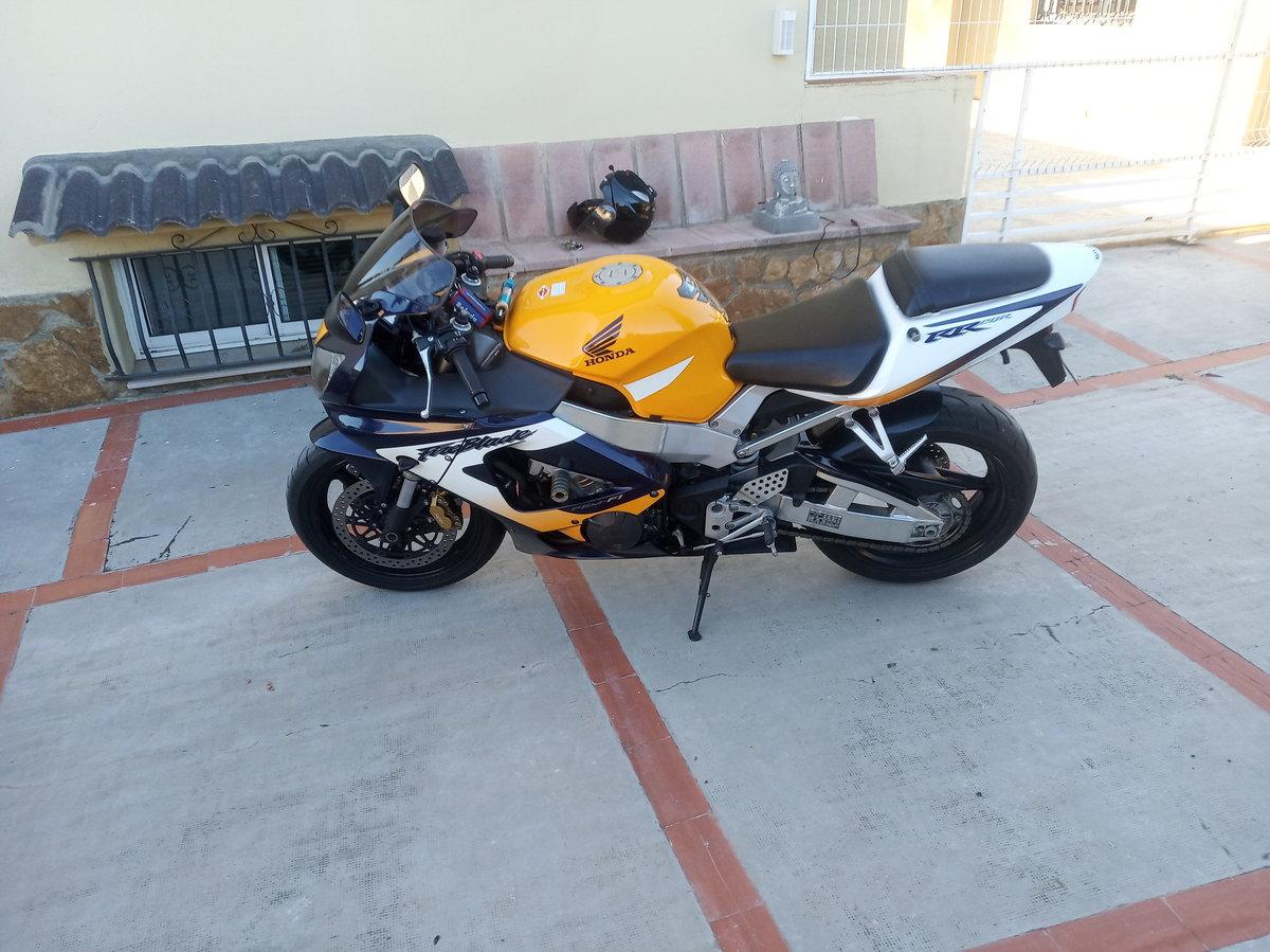 2000 Honda CBR900RR(929)  For Sale (picture 2 of 6)