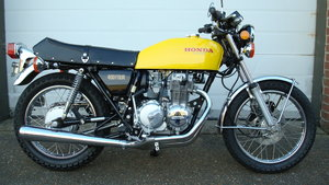 Picture of Honda CB 400F FOUR SUPER SPORT 1976-P SOLD