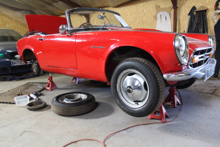 1967 Honda S800 Convertible For Sale (picture 2 of 6)