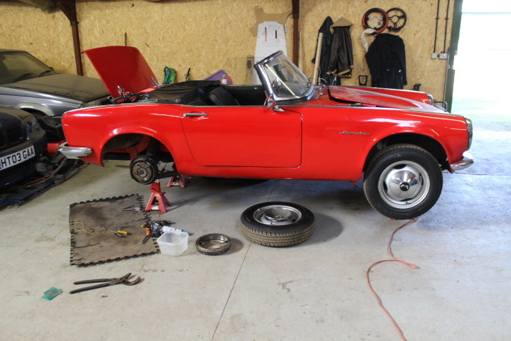 1967 Honda S800 Convertible For Sale (picture 6 of 6)