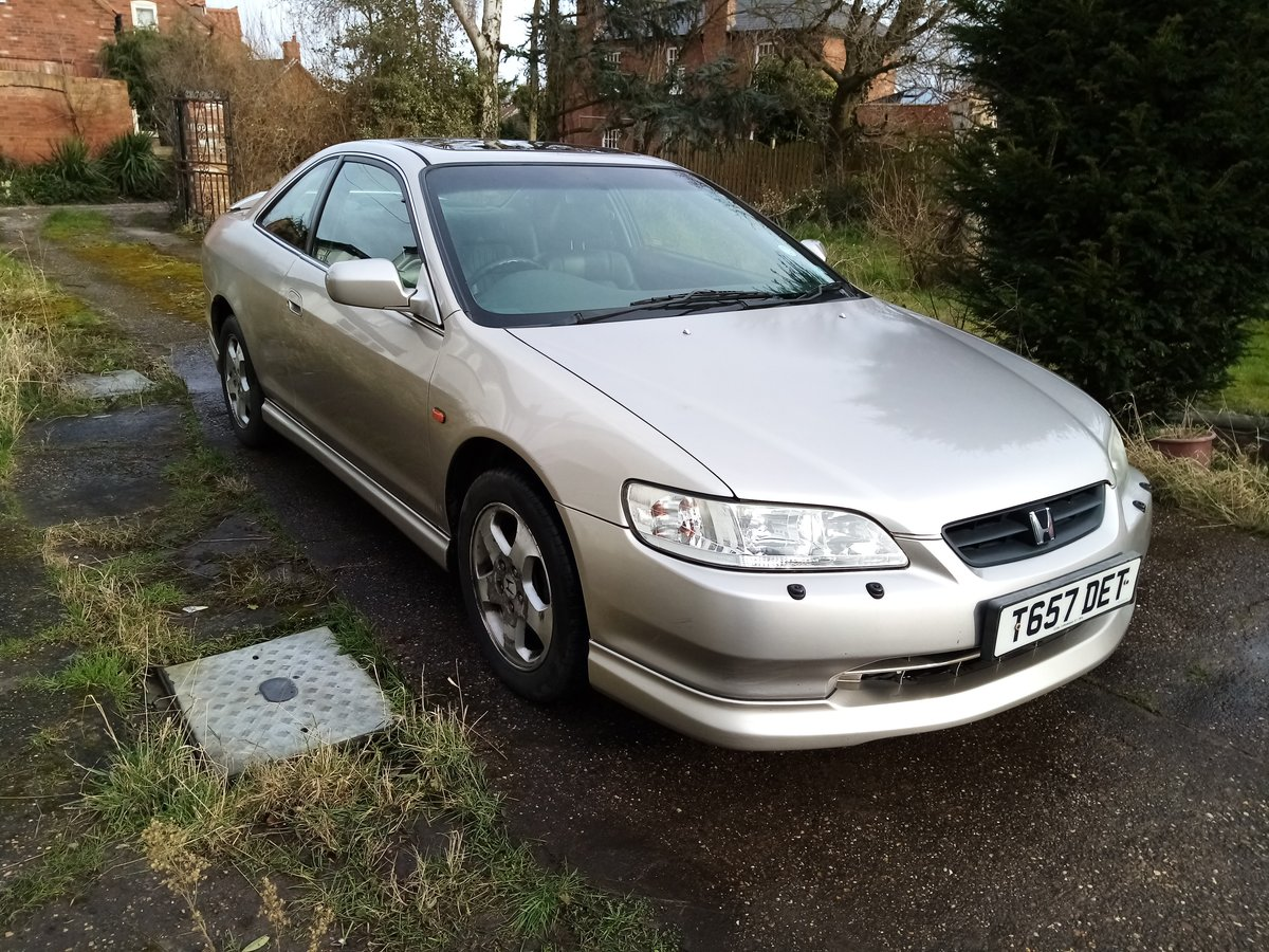 1999 Honda Accord V6 3.0i Coupe ( very rare) For Sale (picture 1 of 3)