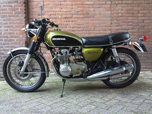 1974 Honda cb500