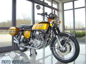 HONDA CB750 FOUR K6 1977 VIDEO For Sale