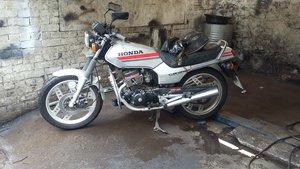 1983 Honda cb 125T superdream
