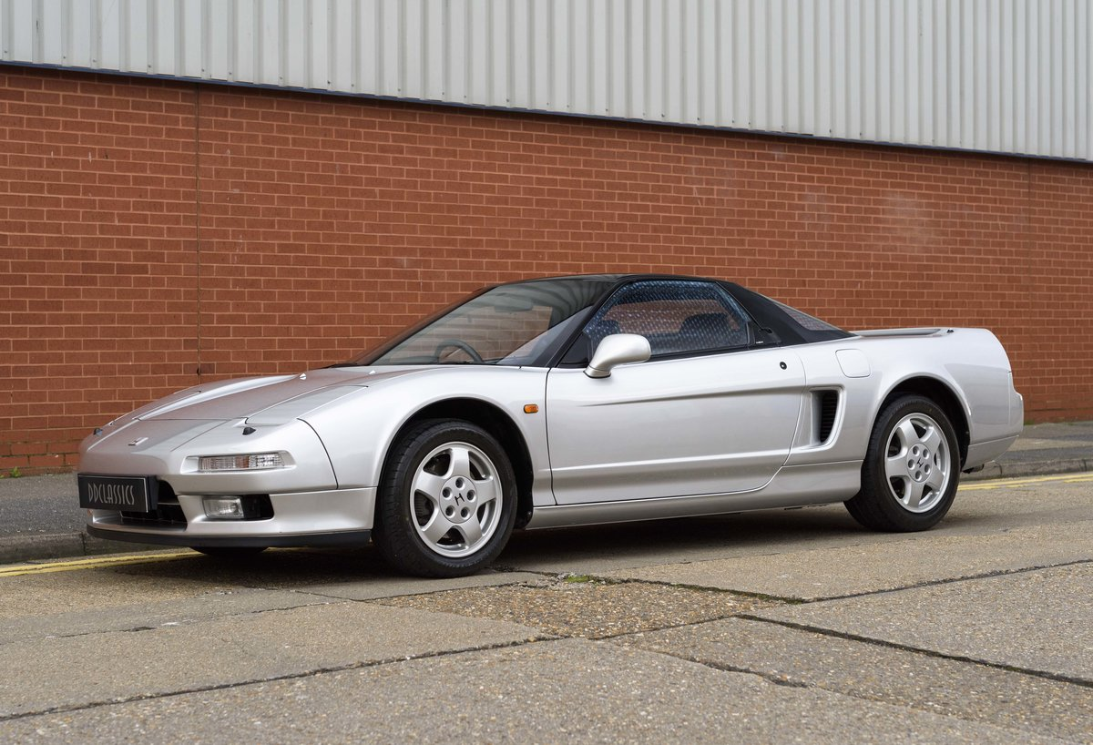 1991 Honda NSX (RHD) For Sale (picture 1 of 24)