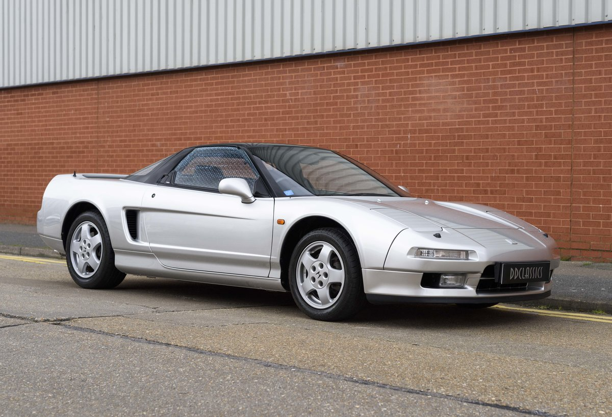 1991 Honda NSX (RHD) For Sale (picture 2 of 24)