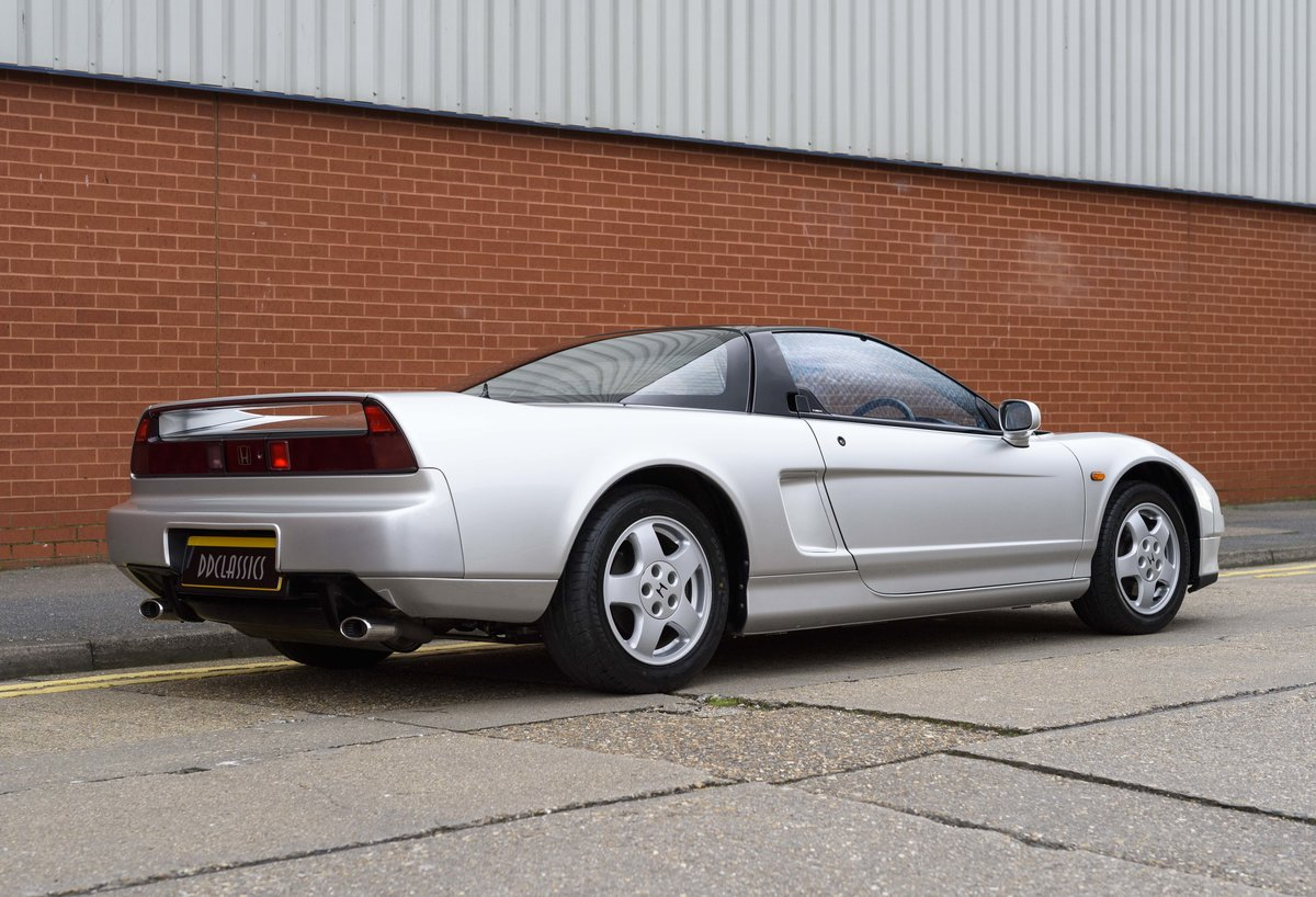 1991 Honda NSX (RHD) For Sale (picture 3 of 24)