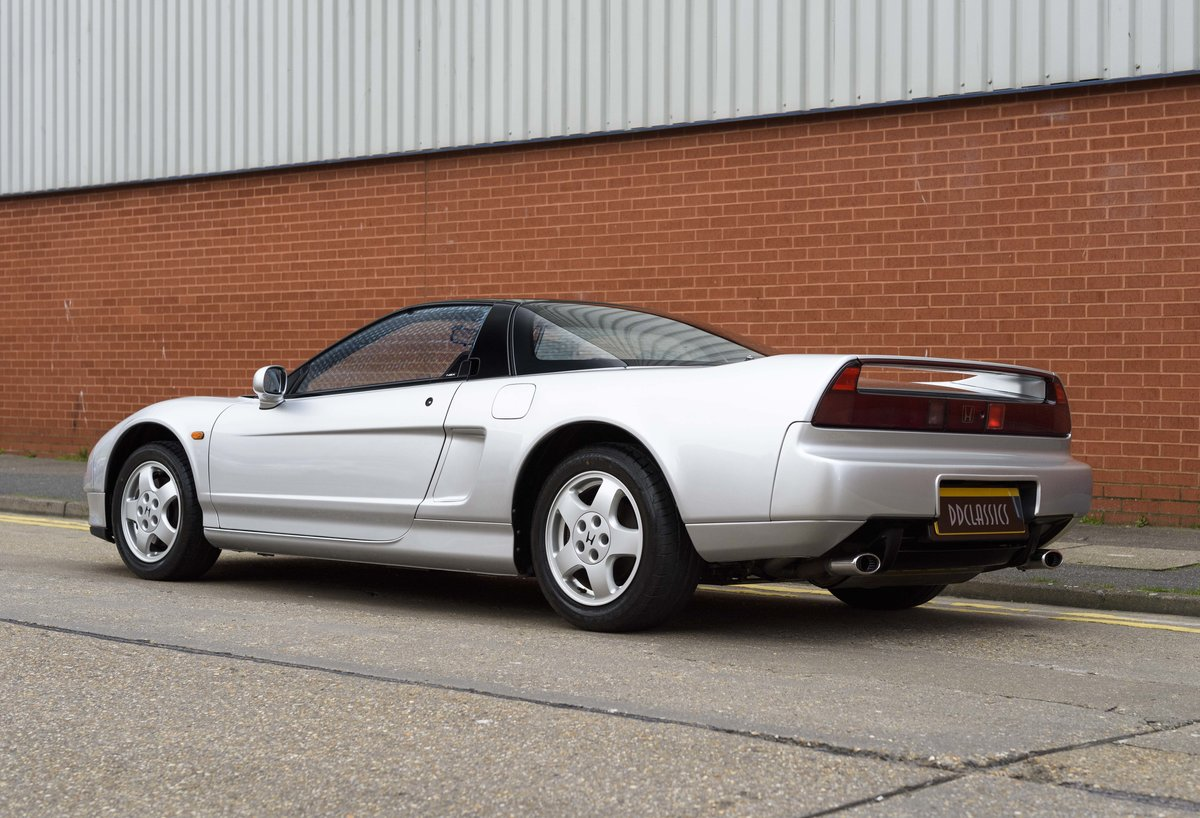 1991 Honda NSX (RHD) For Sale (picture 4 of 24)