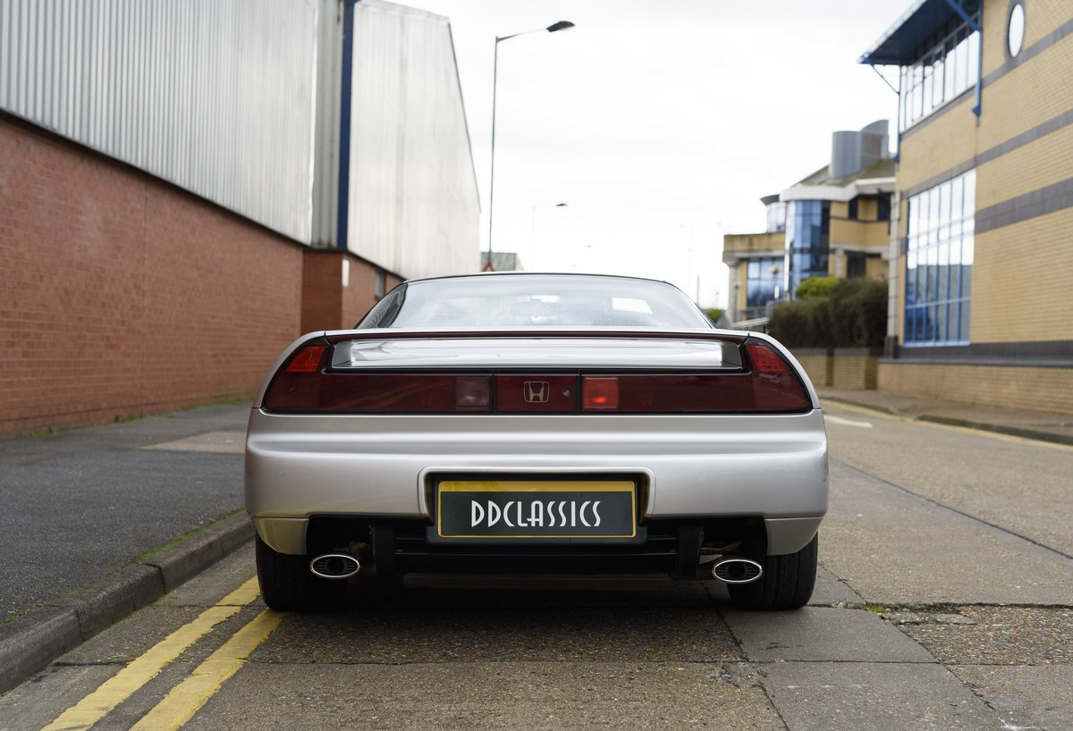 1991 Honda NSX (RHD) For Sale (picture 9 of 24)