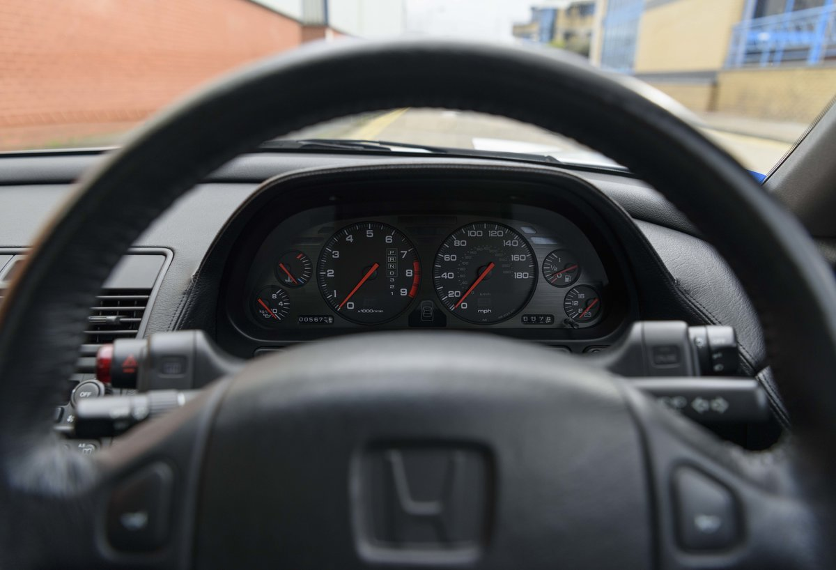 1991 Honda NSX (RHD) For Sale (picture 19 of 24)