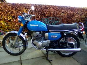 1979 Honda cd185t For Sale