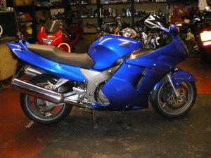 2000 Honda CBR1100 XX Super Black Bird