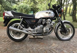 1979 CBX 1000 Low mileage original survivor first year