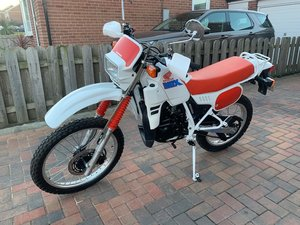 1991 Honda MTX 125 RW-L SOLD by Auction