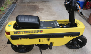 1983 Honda MotoCompo Scootor Fun + Rare Clean Driver $obo For Sale
