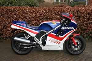Honda VF1000R 1985 B reg